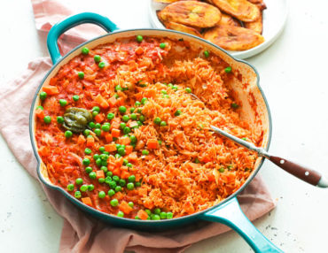 How to cook Nigerian Jollof Rice